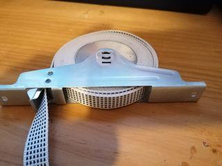 Recogedor cinta persiana.