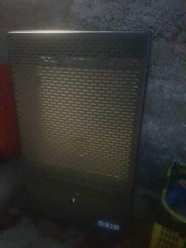 estufa nueva