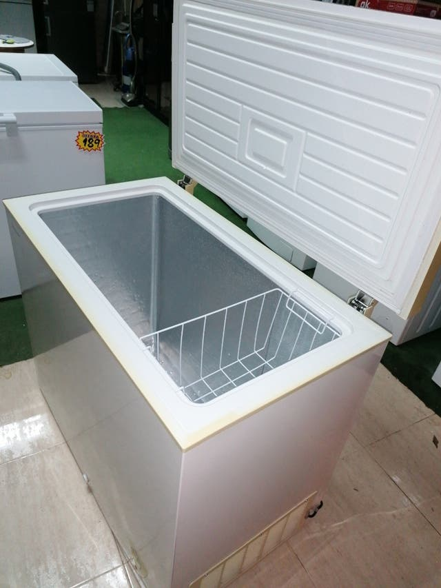 Congelador Arcón 200 litros