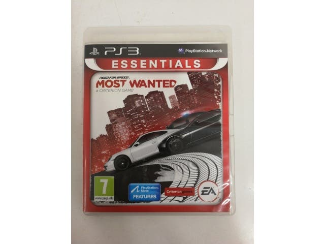 Ps3 Videojuego Most Wanted