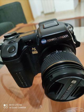 cámara de fotos y muchos extras