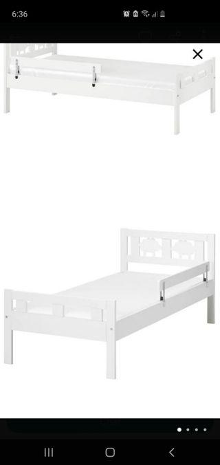 cama para niñ@s ikea