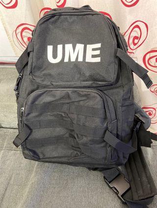 mochila de intervención UME