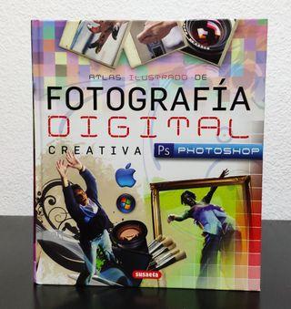 """Libro """"Fotografía digital creativa con Photoshop"""""""