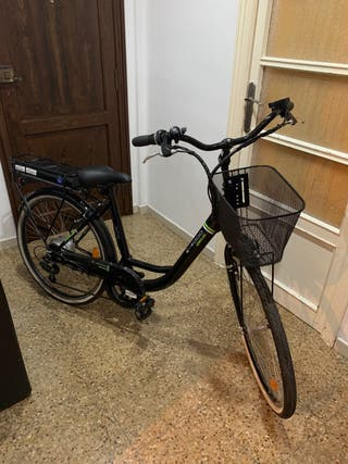 Bicicleta eléctrica E-Bike 4000