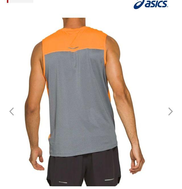Camiseta Asics RACE Singlet 800