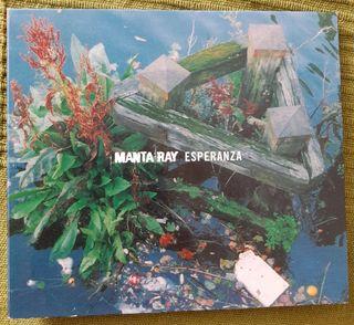 Manta Ray CD