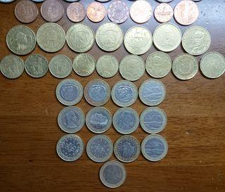 monedas euro colección coleccionismo coleccionista