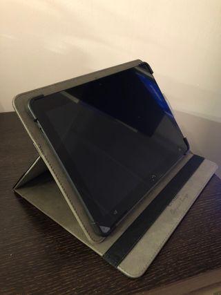 Tablet BQ M10 + funda