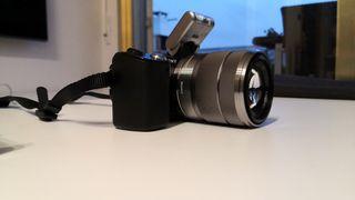 Cámara Sony Nex-5 Evil (Reflex)