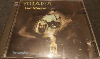 Triana Doble CD 1995 Una historia