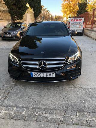 Mercedes-Benz Clase E 2018