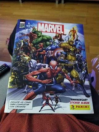 Cromos Marvel Panini 2020