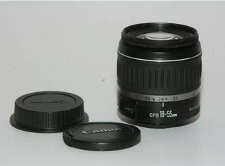 Canon Zoom Lens EF-S 18-55mm 1:3,5-5,6 II