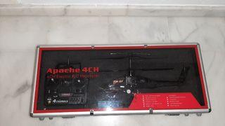 Helicóptero eléctrico Apache RTF 4ch