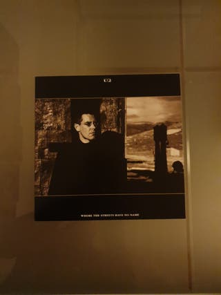 "U2 ""The Joshua Tree"" Singles"