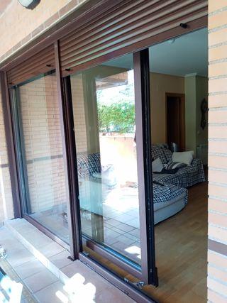 montaje de ventanas pvc aluminio