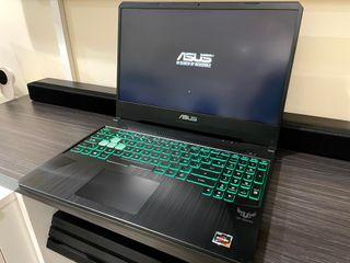Portátil Asus TUF Gaming FX505DV. Ryzen7. RTX2060