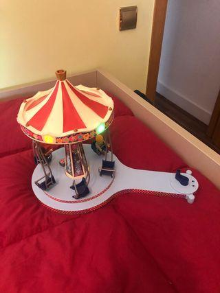 Carrusel playmobil