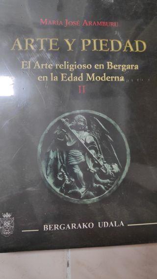 Arte y Piedad , el Arte religioso en Bergara
