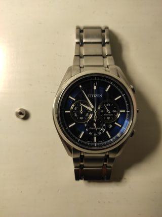 Reloj Citizen carga solar