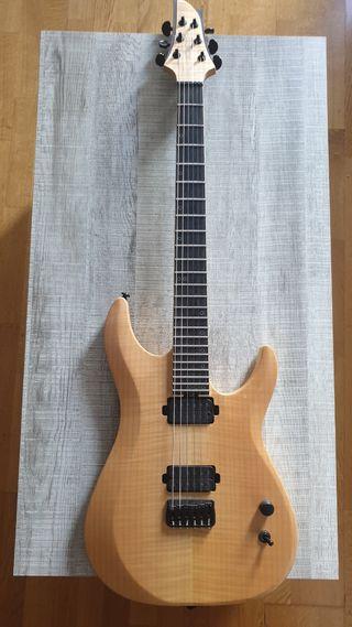 Guitarra eléctrica Schecter KM-6 MKII