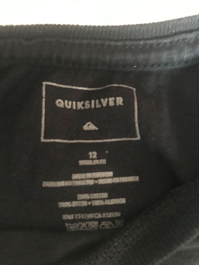 Camiseta niño Quiksilver