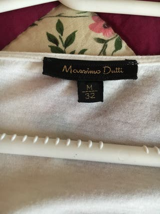 Blusa/top marca MASSIMO DUTTI