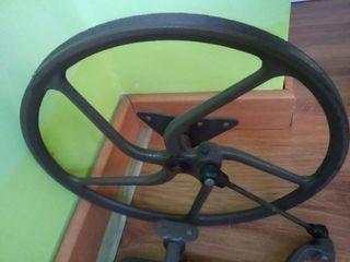 Pedal,Rueda maquina de coser.