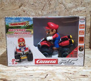 precintada super Mario bros QUAD radiocontrol