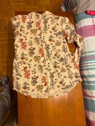 Camisa estampada primark