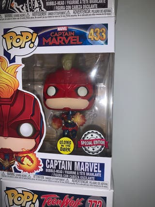 Funko Capitana Marvel