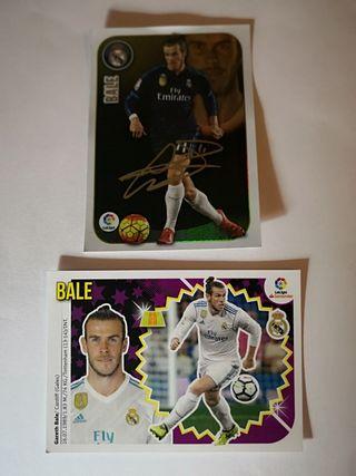 cromos panini Gareth Bale