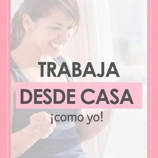 TRABAJA DESDE CASA!!!