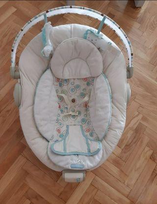 Hamaca bebé Confort & Harmony bright starts