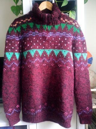 Jersey de lana # chico # L
