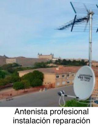 Técnico satélite tdt