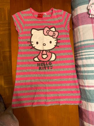 Vestido corto Hello Kitty
