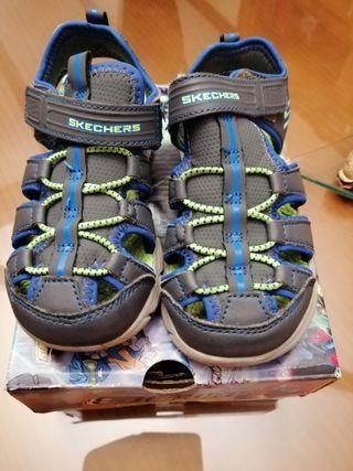 zapatillas Skechers talla 26