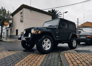 llantas jeep wrangler Rubicón