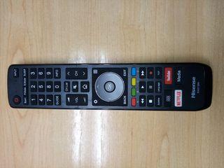 Mando de televisor Hisense