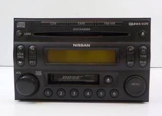 Radio original nissan 350z bose cd averiado