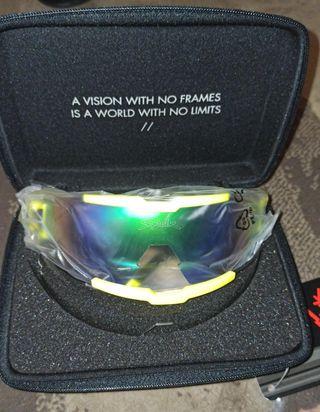 Gafas spiuk profit amarillas
