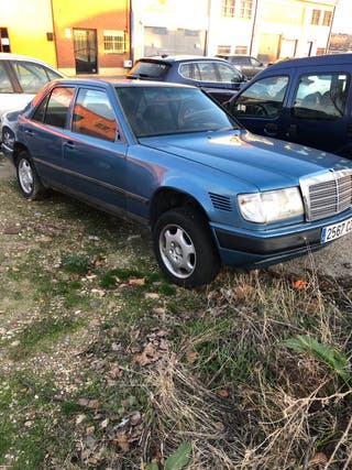 Despiece mercedes E300