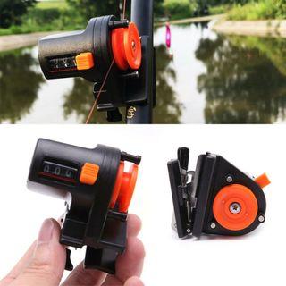 Cuentametros pesca distancia o profundidad