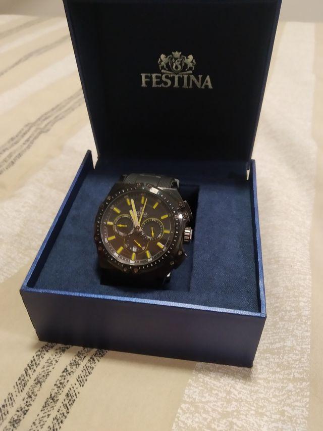 reloj festina hombre