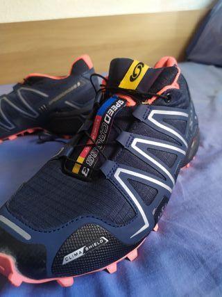 Zapatillas Salomon Speed Cross 3