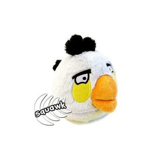 Peluche Angry Birds Blanco