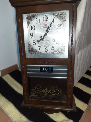 reloj pared frontier 40 años