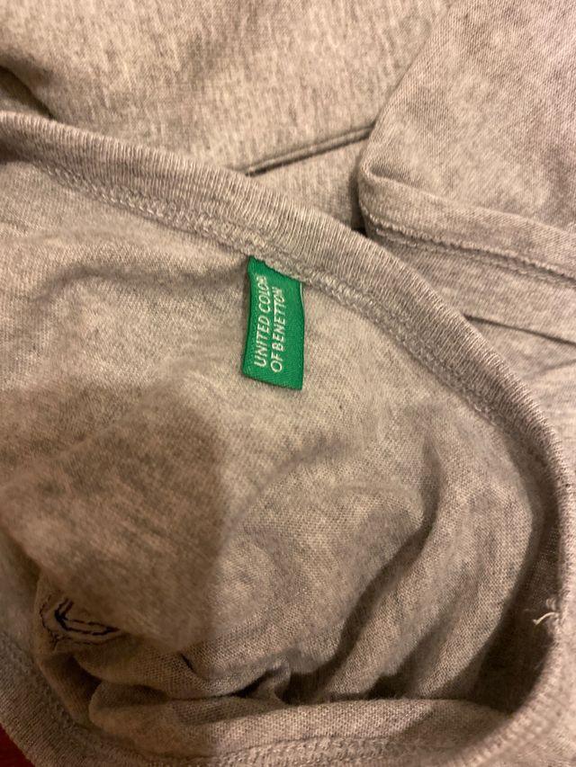 Camiseta de manga larga Benetton